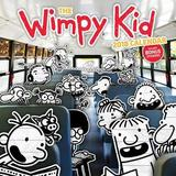 The Wimpy Kid 2018 Wall Calendar by Jeff Kinney
