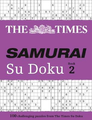 The Times Samurai Su Doku 2 image