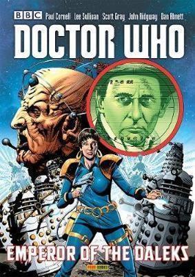 Doctor Who: Emperor Of The Daleks by Dan Abnett
