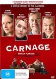 Carnage on DVD