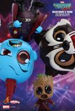 Guardians of the Galaxy: Vol. 2 - Space Travelling Cosbaby Set