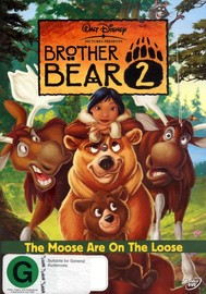 Brother Bear 2 on DVD image