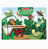 Melissa & Doug: Bug-Catching Magnetic Puzzle Game