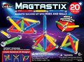 Magtastix: Magnetic Building Set - (20pc)