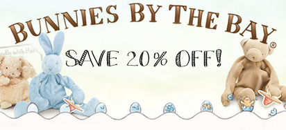 20% off Bunnies by the Bay