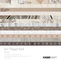 Kaisercraft: Whisper Paper Pad (6.5)