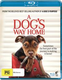 A Dog's Way Home on Blu-ray