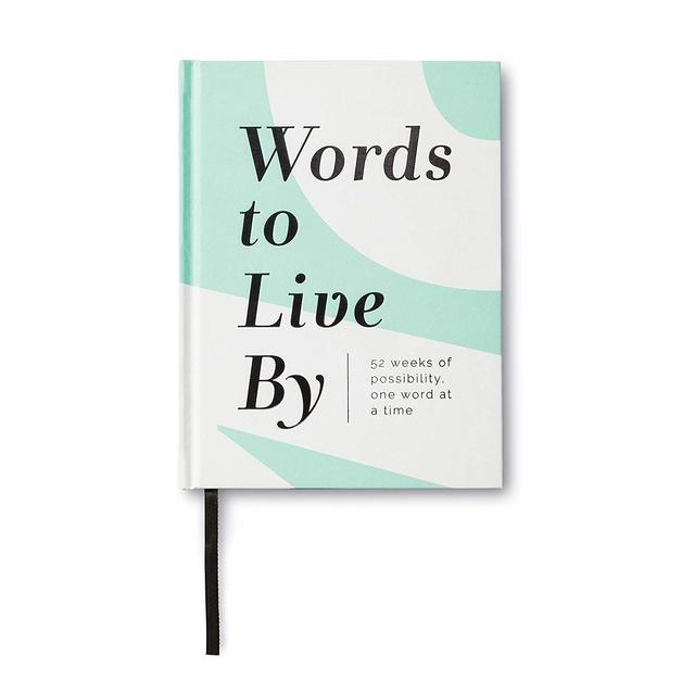 Compendium: Guided Journal - Words to Live By