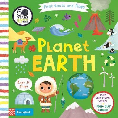 Planet Earth by Campbell Books