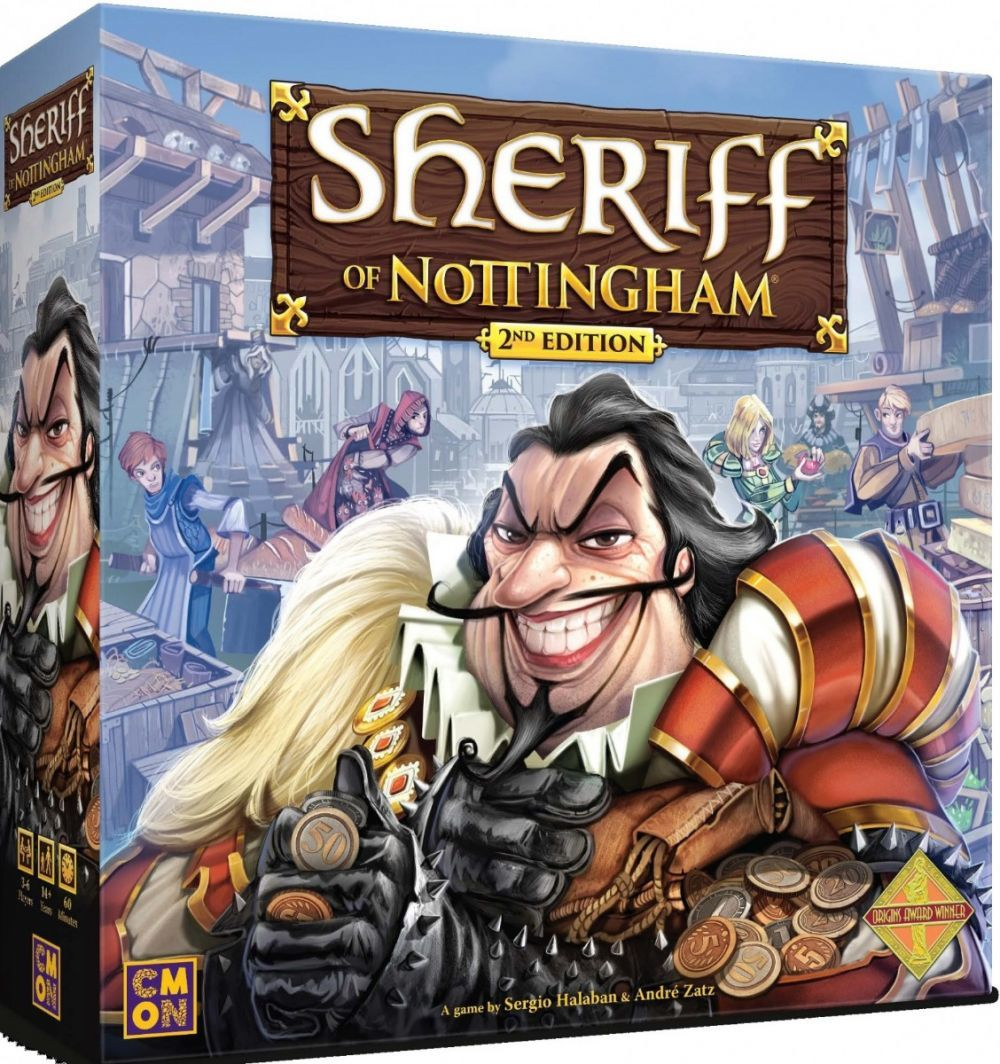 Sheriff of Nottingham - 2nd Edition image