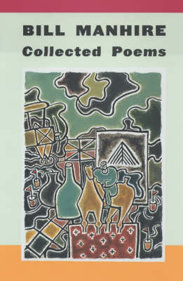 Collected Poems by Bill Manhire image