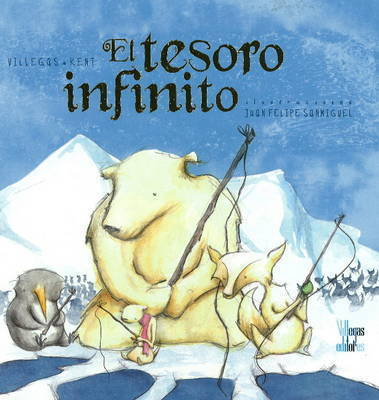 El Tesoro Infinito by Maria Villegas