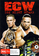 WWE - ECW: Extreme Championship Wrestling - One Night Stand: 6.11.06 (2 Disc Set) on DVD