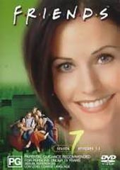 Friends Series 7 Vol 2 on DVD