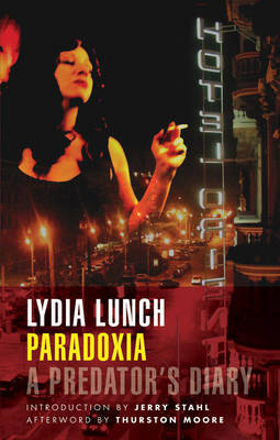 Paradoxia by Lydia Lunch image