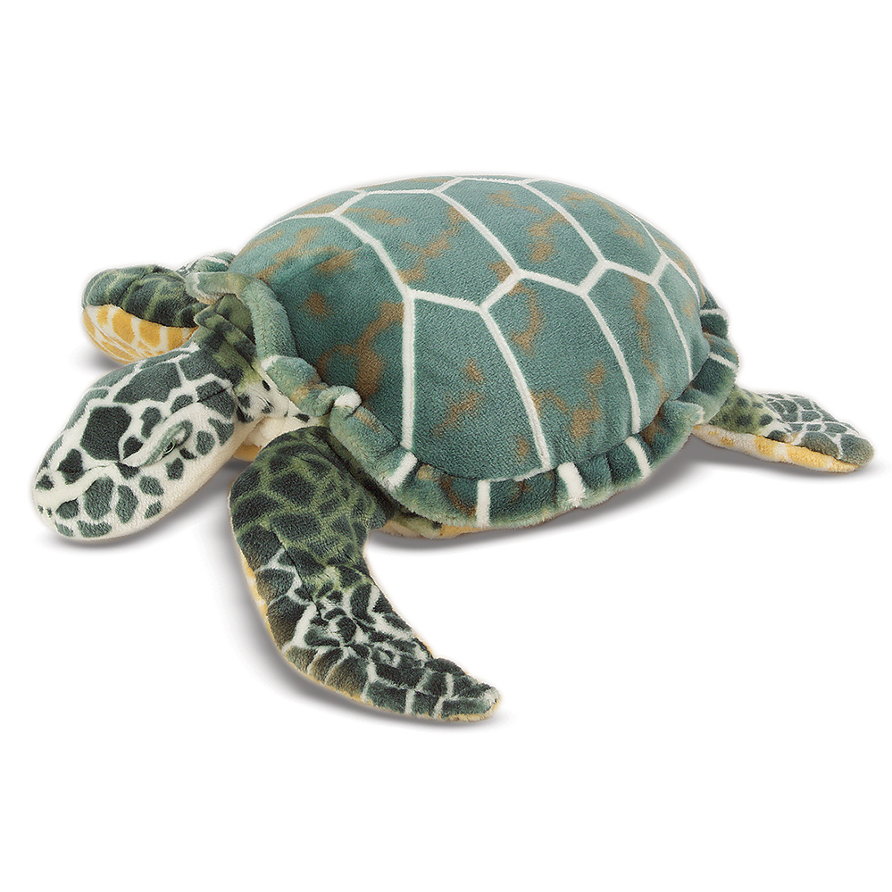 Melissa and Doug Plush - Sea Turtle image