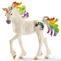 Schleich: Rainbow Unicorn Foal