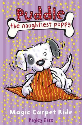 Puddle the Naughtiest Puppy: Magic Carpet Ride by Ladybird image