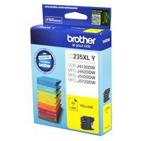 Brother Ink Cartridge LC235XLY - High Yield (Yellow)