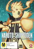Naruto Shippuden Collection 29 - (Eps 362-374) DVD