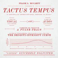 Tactus Tempus (LP) by A Pulse Train image