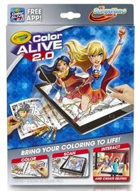 Crayola: Color Color Alive 2.0 - Dc Super Hero Girls