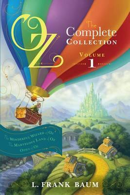 Oz, the Complete Collection, Volume 1 by L.Frank Baum image