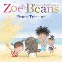 Zoe and Beans: Pirate Treasure! by Chloe Inkpen image