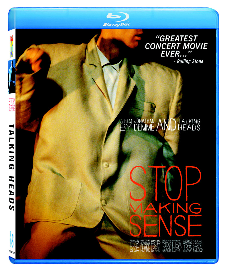 Talking Heads - Stop Making Sense on  image