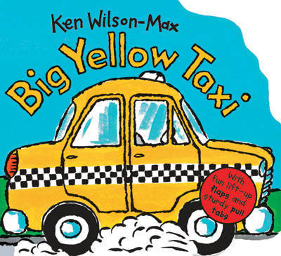 Big Yellow Taxi by Ken Wilson-Max