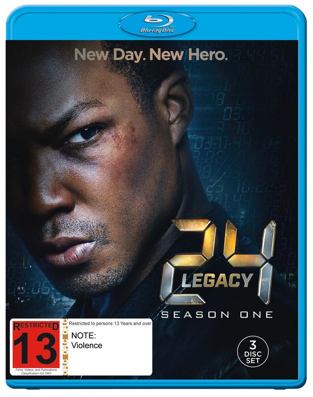 24: Legacy - Season 1 on Blu-ray