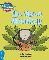 The Mean Monkey Blue Band by Rachel Delahaye image