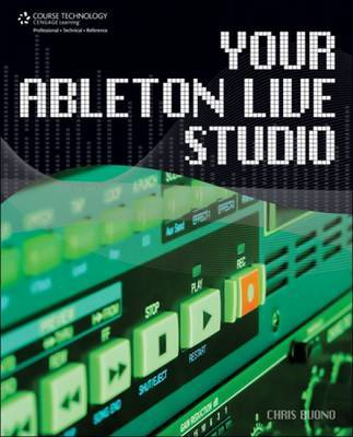 Your Ableton Live Studio by Chris Buono image