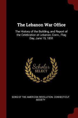 The Lebanon War Office image