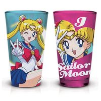 Sailor Moon: Usagi Pint - Glass Set (2-Pack)