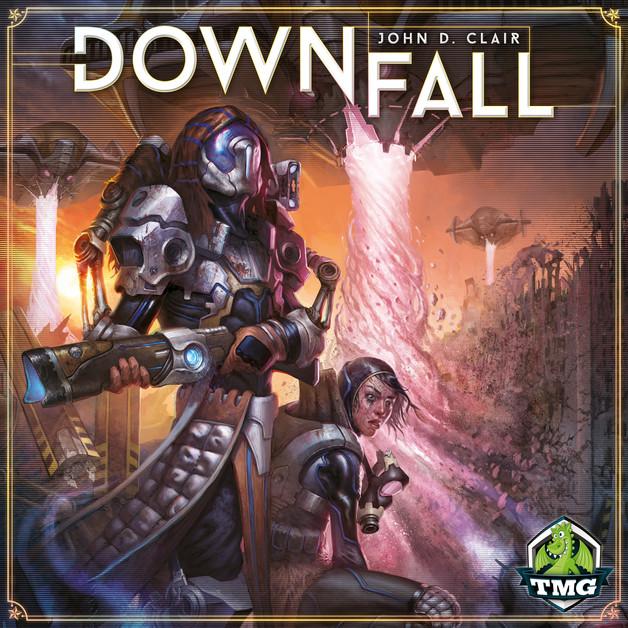 Downfall - Board Game