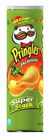 Pringles Super Stack Jalapeno 158g image