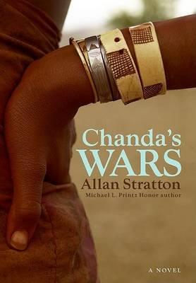 Chanda's Wars by Allan Stratton image