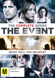 The Event - The Complete Series on DVD