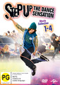 Step Up 1-4 DVD