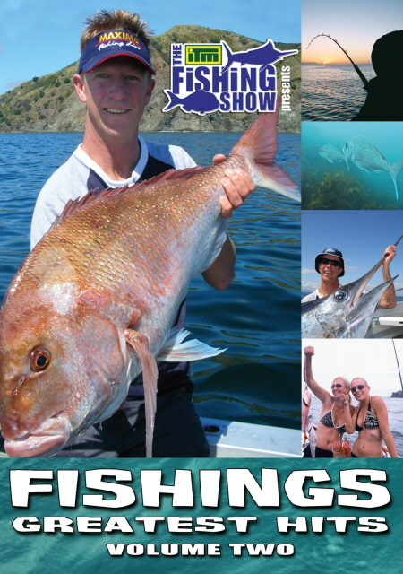 The ITM Fishing Show: Fishing's Greatest Hits V2 on DVD