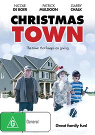Christmas Town on DVD