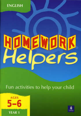 Longman Homework Handbooks: English 1, Key Stage 1 by Tim Franks