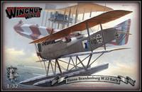 Wingnut Wings 1/32 Hansa-Brandenburg W.12 Early Model Kit