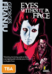Eyes Without A Face on DVD