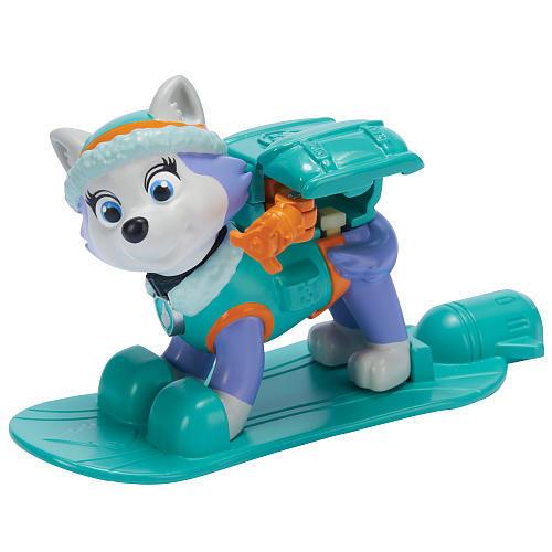... Paw Patrol: Hero Action Pup   Snowboard Everest Image ...