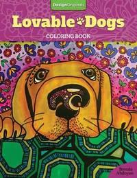 Lovable Dogs Coloring Book by Brenda Abdoyan