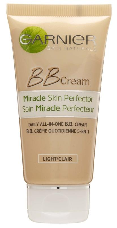 Garnier Miracle Skin Perfector BB Cream for Normal Skin - Light (50ml)
