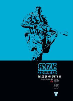 ROGUE TROOPER TALES OF NU-EARTH 04 by John Smith