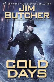 Cold Days (Dresden Files #14) by Jim Butcher